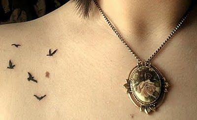 love the birds AND the necklace!