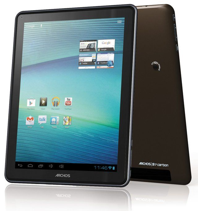 #Archos 97 Carbon 9.7 inches (1024 x 768) 16GB Android 4.0 ICS Wi-Fi-only  #Tablet with 48% #discount. Buy now online from #Amazon at $128.98 with FREE Shipping