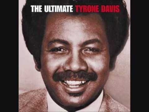 Tyrone Davis - What Goes Up (Must Come Down)