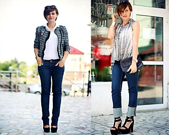 Lee Cooper si bloggerii de moda romani