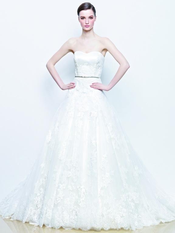 Enzoani - Iris wedding dress #weddingdress #bridaldress #esküvőiruha #igenszalon