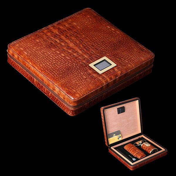"""Learning The """"Secrets"""" of Humidors"""