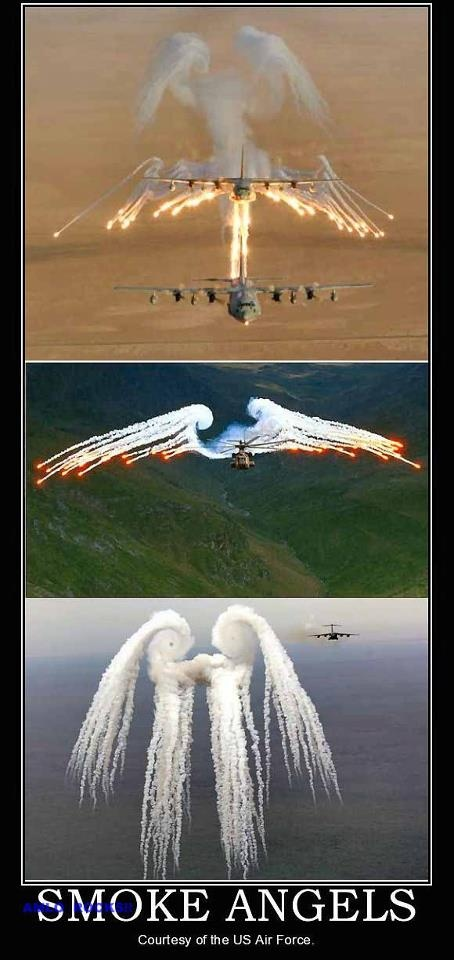 Angels!    Now this is COOL