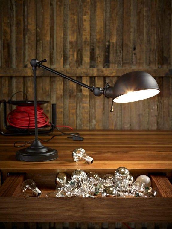 Jacob lamp, Pfister