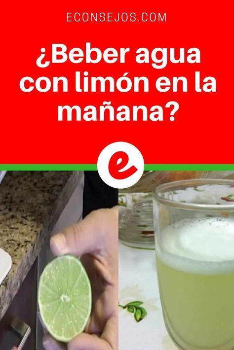 Agua con limon beneficios | ¿Beber agua con limón en la mañana? | Vea lo que pasa si usted toma agua tibia con limón cada mañana, ¿Es increíble!