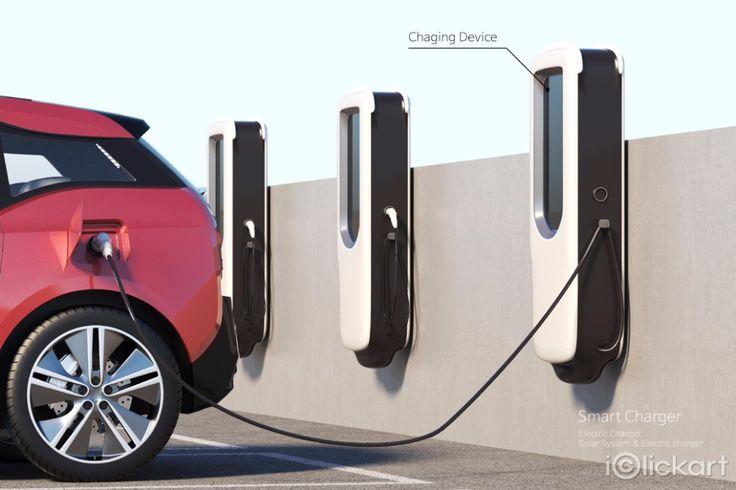 #EV, #전기자동차, #친환경, #에코에너지, #편집이미지, #스톡이미지, #엔파인, #아이클릭아트, #Click_your_heart