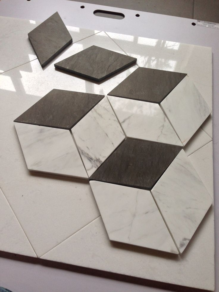 21 Best Images About Rhombus Tiles On Pinterest Ceramic
