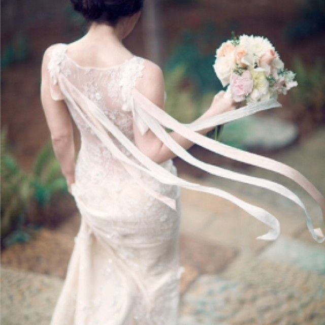 Ribbon Wedding Altar: 55 Best Images About Ribbon Wedding On Pinterest