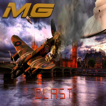 Blast, by MG, there new album.