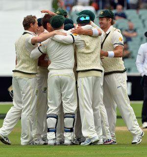 Adelaide Test: Australia won by 218 runs