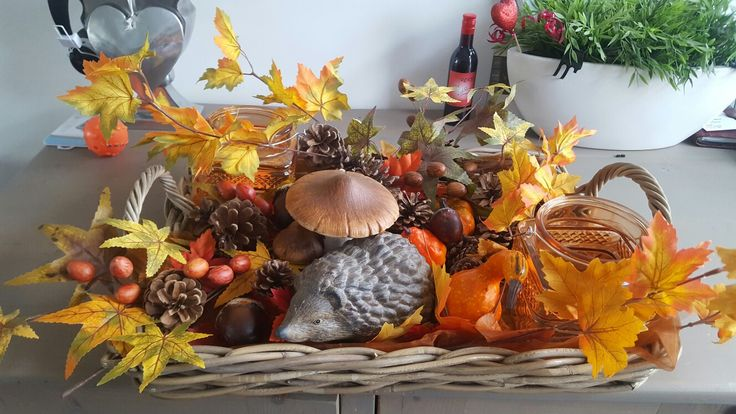 Leuk om t herfst gevoel te krijgen..