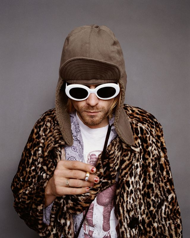 The Last Photo Shoot of Kurt Cobain, 1993, by Jesse Frohman