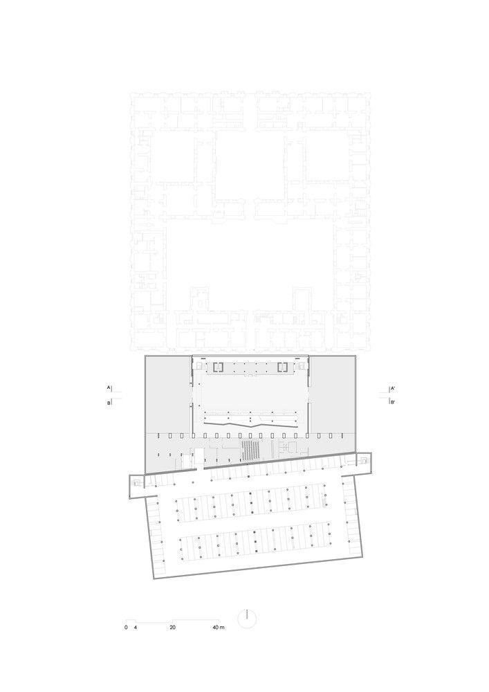 Galería de Centro Cultural Palacio La Moneda y Plaza de la Ciudadanía / Undurraga Devés Arquitectos - 25