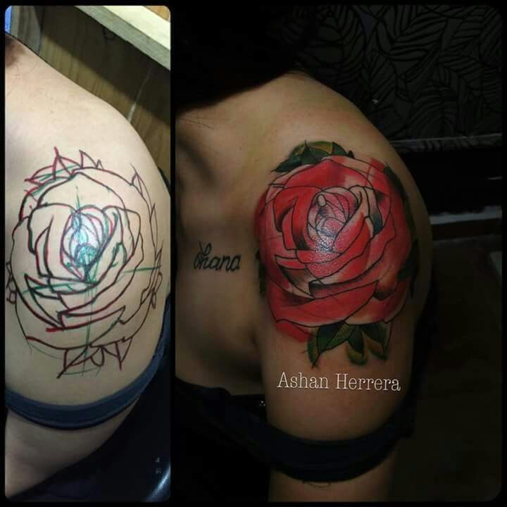 Free Hand Tatuador Ashan Sucursal Roma Whatsapp 5536602957