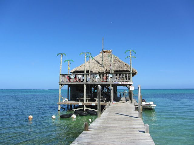 The Best Bars in San Pedro, Belize: 2012 Edition - San Pedro Scoop - Palapa Bar