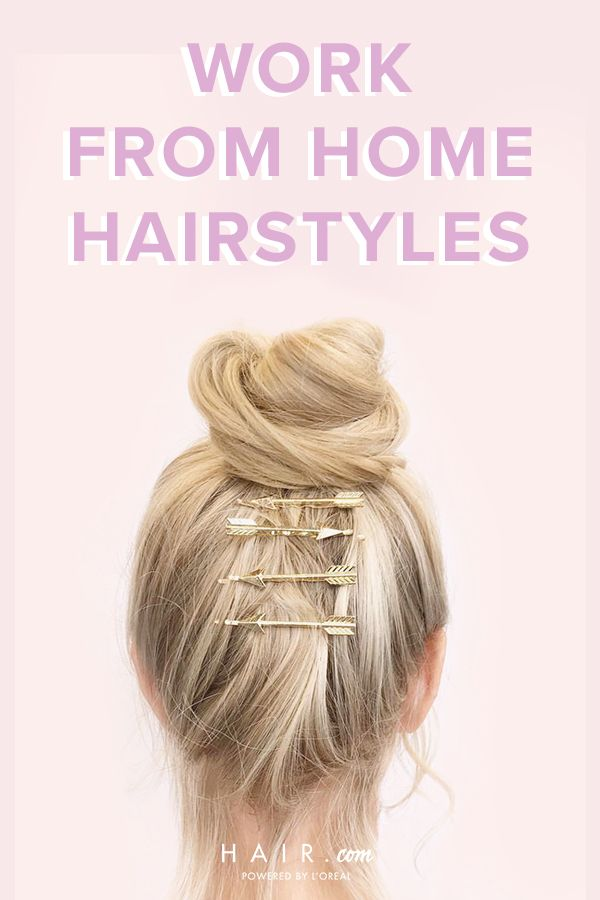 11 Work From Home Hairstyle You Never Had The Guts To Try In 2020 Hair Styles New Hair Hair Accessories