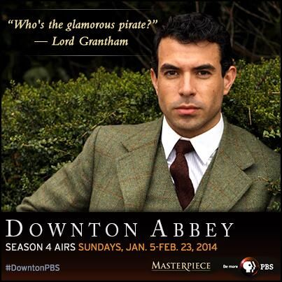 Social Media Reactions to MASTERPIECE Downton Abbey Season 4, Episode ...