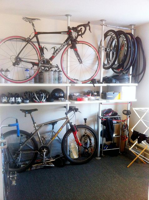 Finally organized all the cycling gear today: Guest Room is now The Bike Room. Though technically someone could still sleep on the floor. Sofa nỉ đẹp soloha, Những mẫu sofa nỉ đẹp đẹp nhất Hà Nội http://soloha.vn/sofa-ni-dep.html