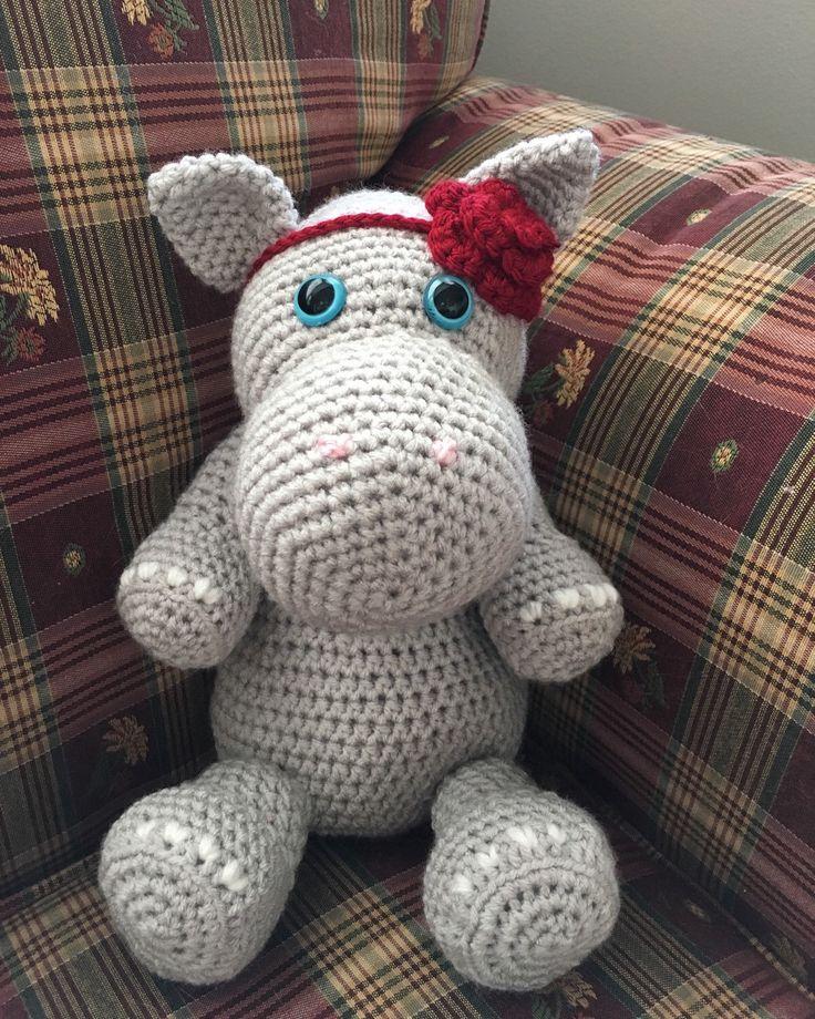 33 besten Hippo Bilder auf Pinterest | Tiere, Kuscheltiere und ...
