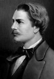 CHARLES VALENTIN ALKAN (1814-1888), compositor francês que escreveu cerca de 100…