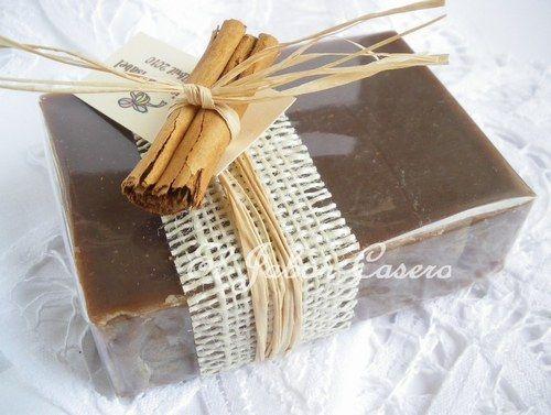 Jabones naturales Lujo de Chocolate