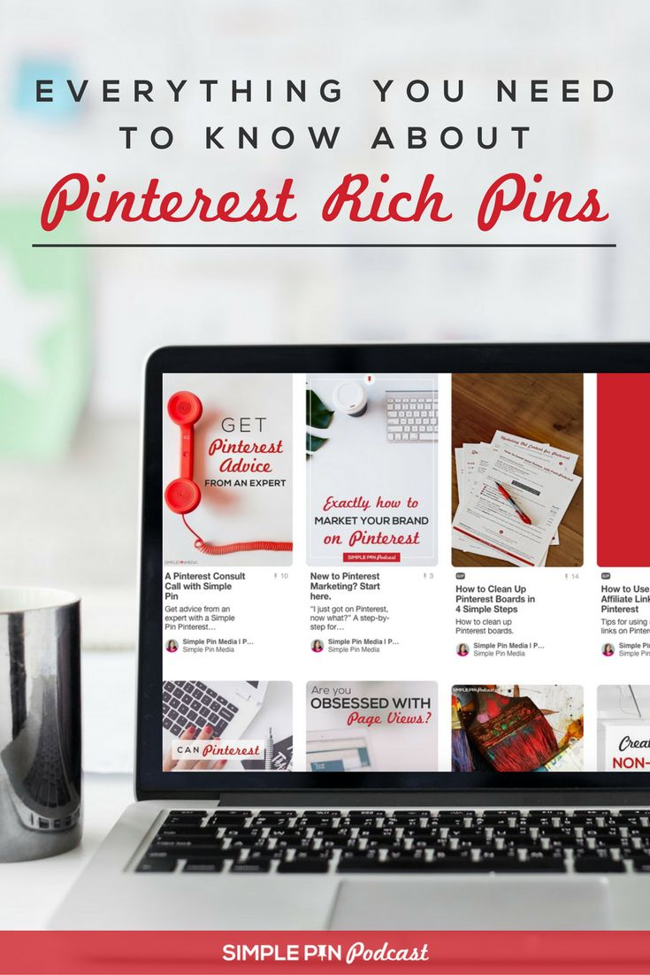 What you need to know about Pinterest rich pins and how they impact your marketing efforts.