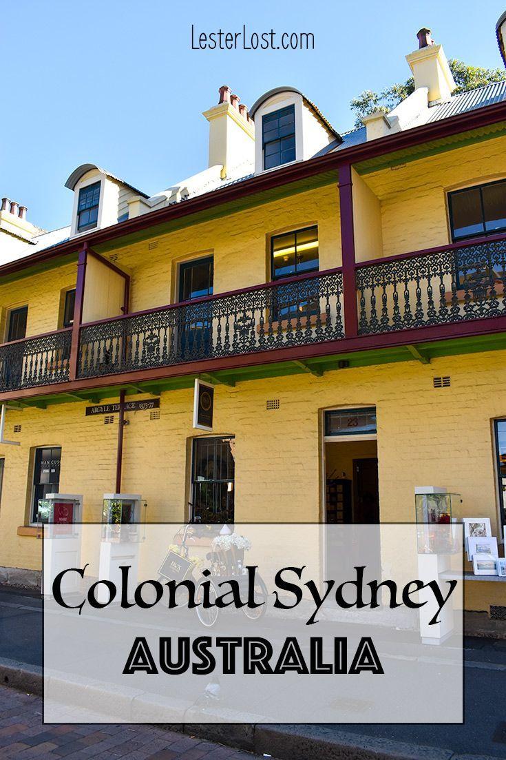 Travel Australia | Travel Sydney | Sydney Walking Tour | Self-Guided Tour | New South Wales | Walking Australia | The Rocks | Most Interesting Neighbourhood | Colonial History | Sydney | Australia | Sydney Harbour | Colonial Sydney | Colonial History
