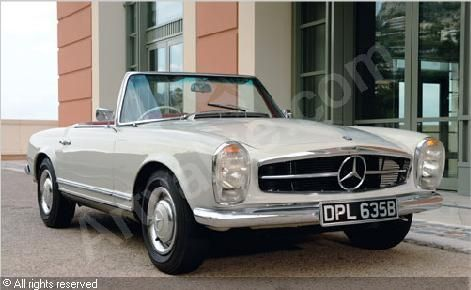 Mercedes Pagoda For Sale | MERCEDES-BENZ Vehicles,1963 Mercedes 230 SL Pagoda,RM Auctions,London
