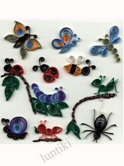 1000 images about quilling for dummies on pinterest