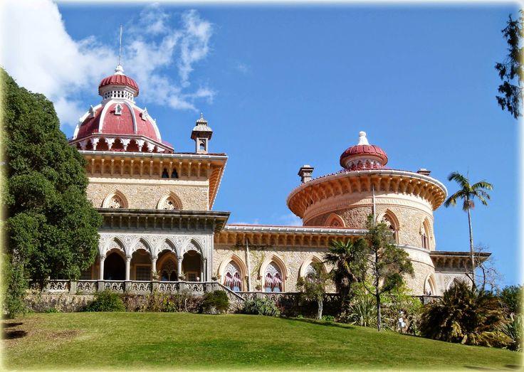 Palác Monserrate Pozemek, na kterém dnes stojí palác Monserrate obklopený stejnojmenným parkem, byl původně majetkem řádu Monserrate.