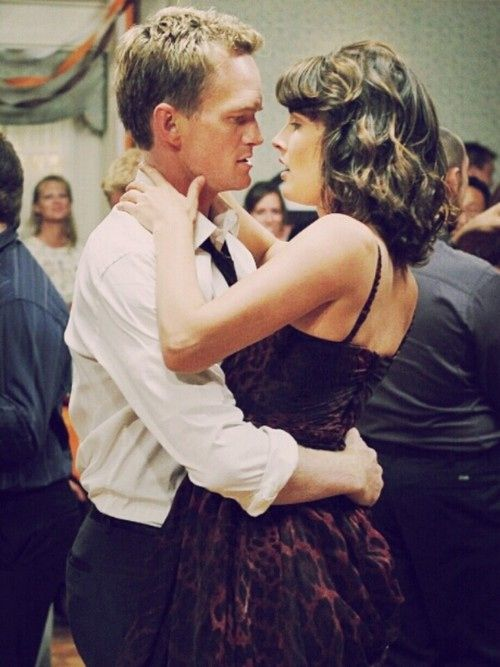 A Legendary Love Story Barney & Robin How I Met Your Mother