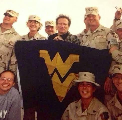 Robin Williams with Unit 351St Ord Company , Four Detachments One in Morgantown Wv ,One in Uniontown PA ,One in Romney Wv . One in Martinsburg Wv.