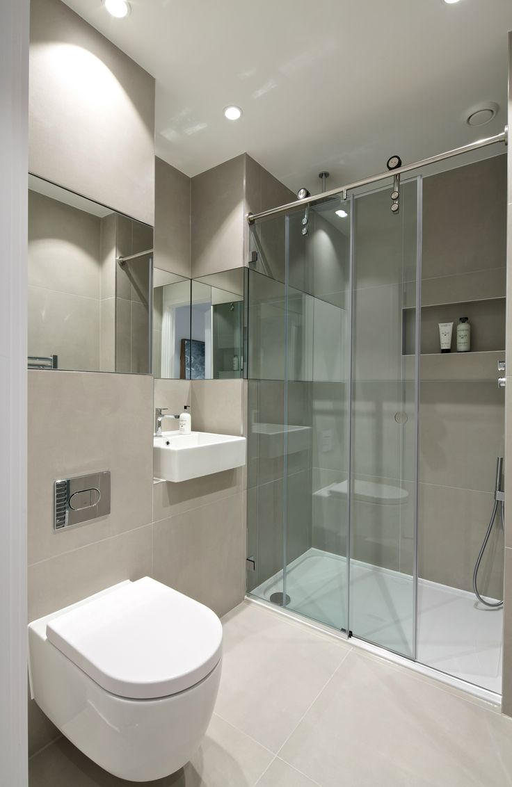 Suna Interior Design - The Filaments - En-suite bathroom
