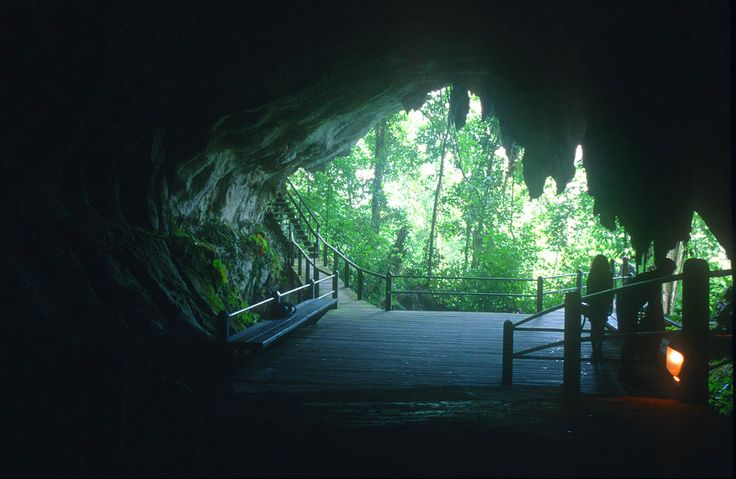 Wind Caves National Park Entrance | Wind Cave National Park: A most unusual cave and wildlife preserve