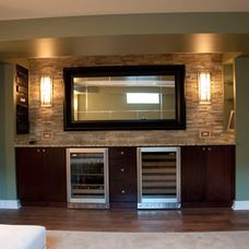 basement wet bar wall.  Basement Bar Ideas Stone Contemporary Designs Diy With Awesome