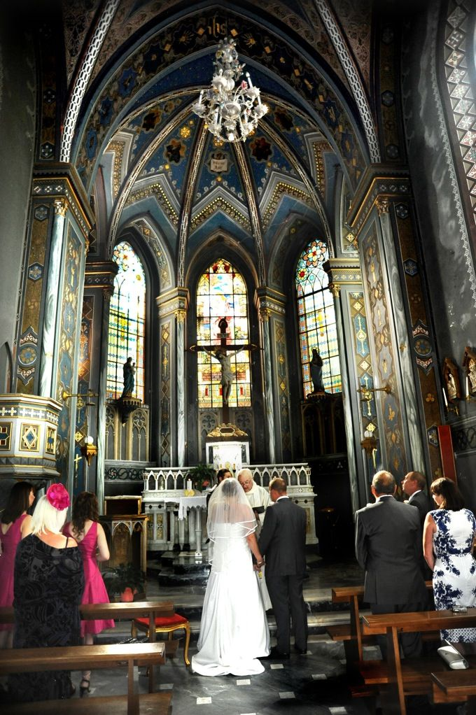 Italian Church Wedding In Santa Croce Sapri Situated The Seaside Market Town Of Gateway To Coast Maratea Is Historic