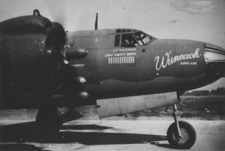 a 558th bomb squadron 387th bomb group b 26 marauder. Black Bedroom Furniture Sets. Home Design Ideas