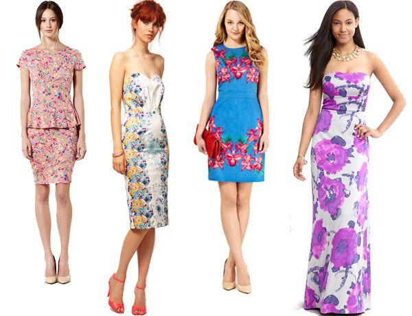 Summer Evening Wedding Attire – fashion dresses