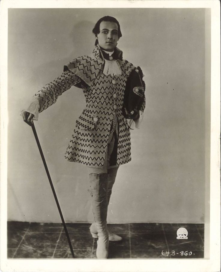 MONSIEUR BEAUCAIRE (1924) Rudolph Valentino Period French Costume Silent Film