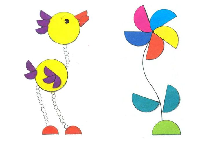 How to Make Creative Pictures with Paper Circles   iCreativeIdeas.com Like Us on Facebook ==> https://www.facebook.com/icreativeideas