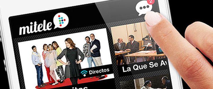 Mitele para iPhone y iPad – App del Día de iPadizate