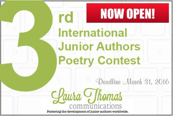Junior Authors Short Story Writing Contest
