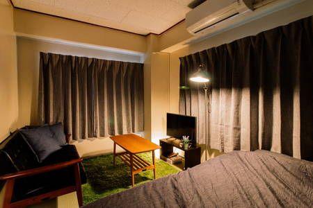 Airbnbで見つけた素敵な宿: Simple & Silent, Mid of city TOKYO - 借りられるアパート - Shinjuku-ku