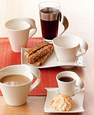 Villeroy & Boch Dinnerware, New Wave Caffe Collection - Casual Dinnerware - Dining & Entertaining - Macy's