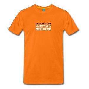 Ich Bin Nichts Für Schwache Nerven Big Bang Nerd T Shirts, Coole Sprüche T