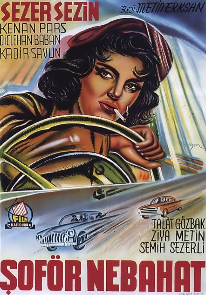 1960 Şoför Nebahat
