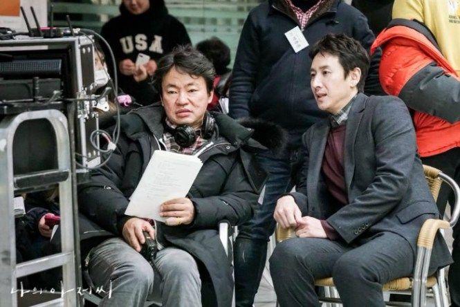 Behind The Drama My Mister My Ajusshi Drama Milk Drama Lee Sun Kyun Mister