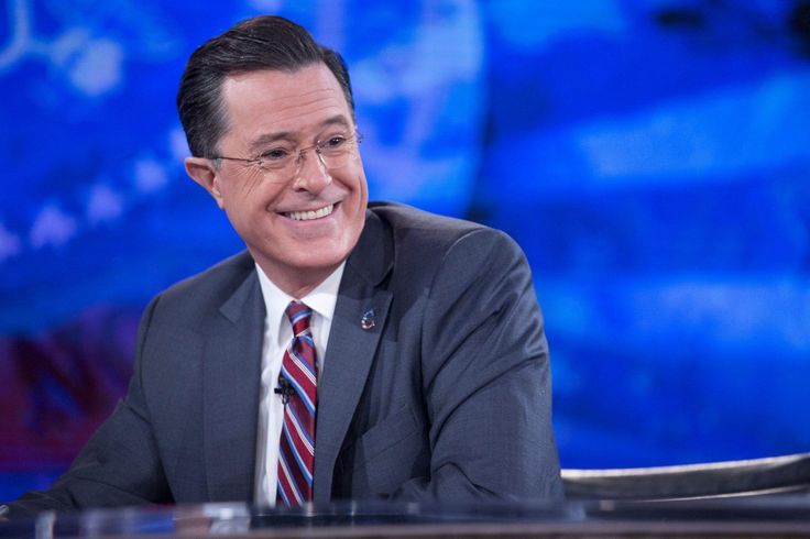 Throwback Picture Of Stephen Colbert Has The Internet Going Crazy