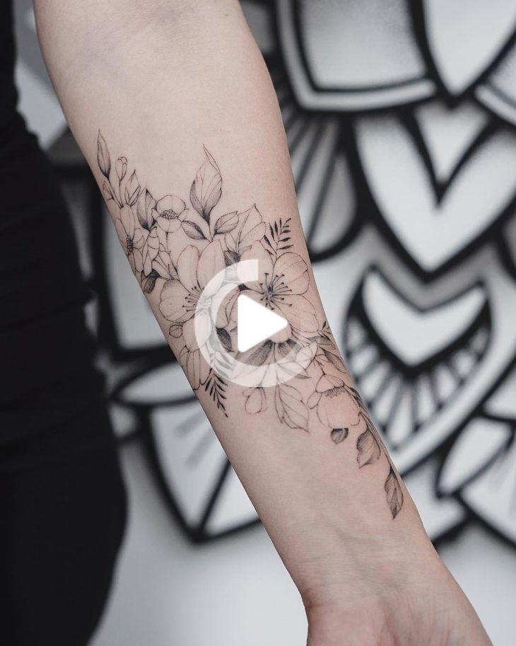 44+ Tatouage tour d avant bras inspirations