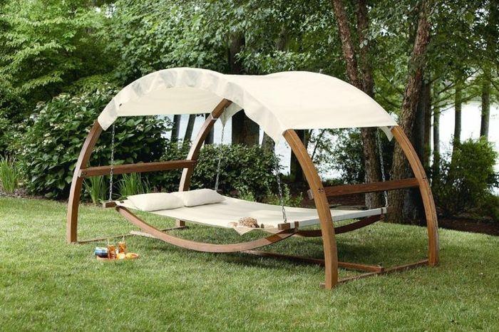 Comment Choisir Le Meilleur Hamac Sur Pied Idees En Photos Balancelle De Jardin Hamac De Jardin Balancoire Jardin